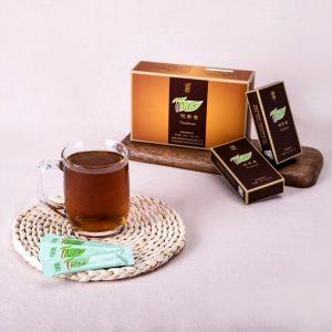 饮用茯茶素一段时间后,茯茶素能阻止各代谢性慢病症状的继续发生发展?